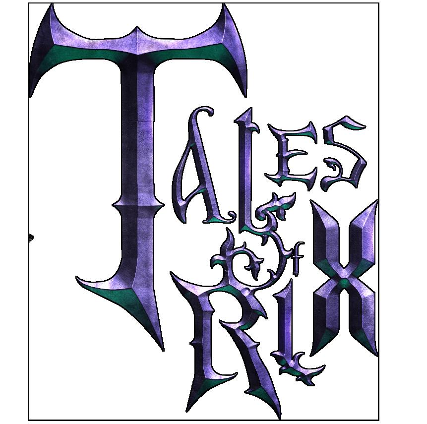 Tales Of Trix Logo Menu
